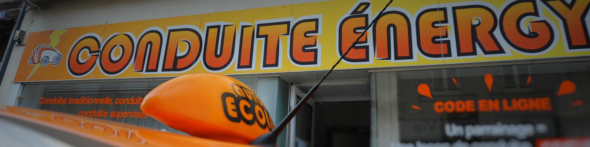 Auto-École Conduite Énergy Angers